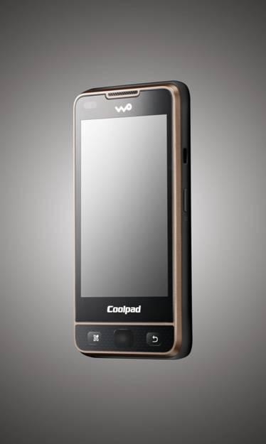 双3G Android机 酷派W770上市不足4K
